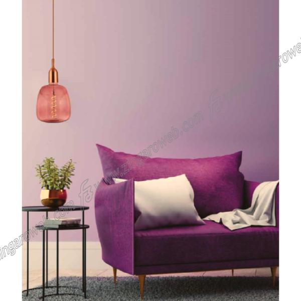 LAMPADA LED FIL CORIANDOLI SPIRAL 140x200-220/240V E27-4w 150Lm 2000K DIM APPLE PINK prodotto da DAYLIGHT