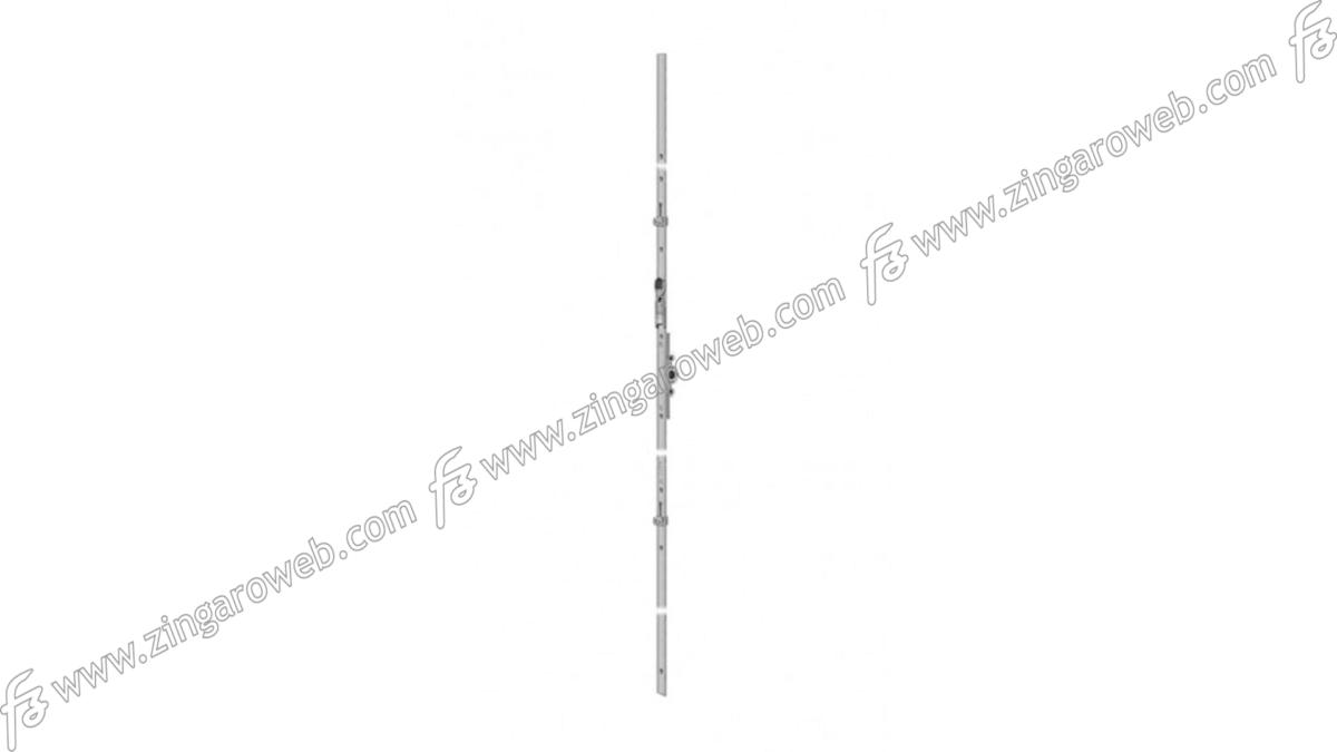 CREMONESE ARTECH ANTA/RIBALTA E15 GR10 2194-2510 H1050 N3 ZTL prodotto da AGB