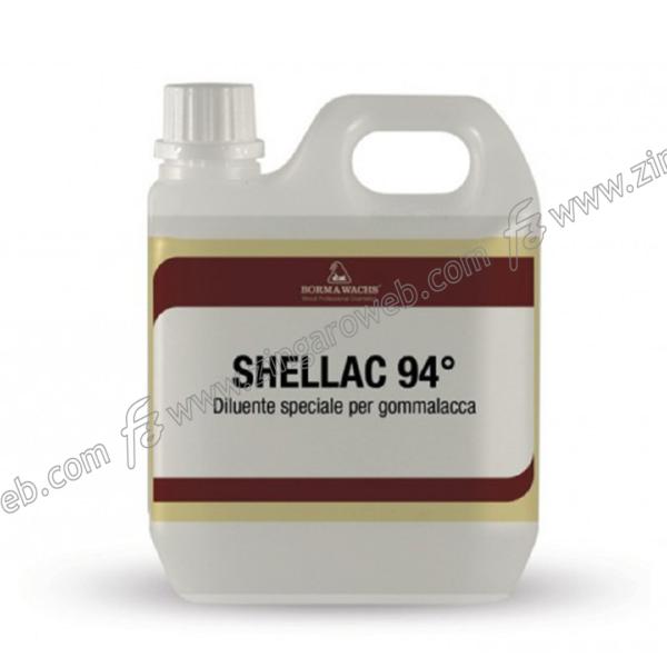 SHELLAC 94 ALCOOL-DILUENTE SPECIALE PER GOMMALACCA lt.1 prodotto da BORMA WACHS