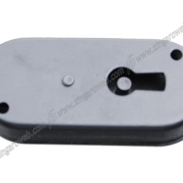 SERRATURA INCASTRO 2CHIUSURE DA 60x27x11,5 mm. prodotto da CAS/MERONI