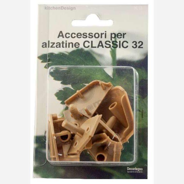 BLISTER ACCESSORI PER ALZATINA CLASSIC DA 32x25 mm. prodotto da UNOLEGNO