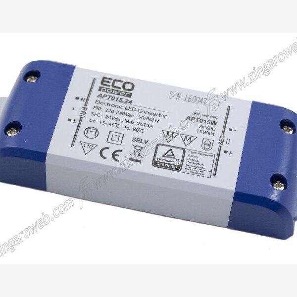 ALIMENTATORE SNAPPY LED IN TENSIONE IP20 250V-24Vdc prodotto da DOGI