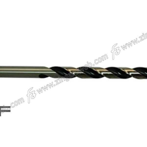 PUNTA HSS-G M2 DIN338 GOLD BLACK FRESATA RETTIFICATA RINFORZATA LUNGA prodotta da ECEF