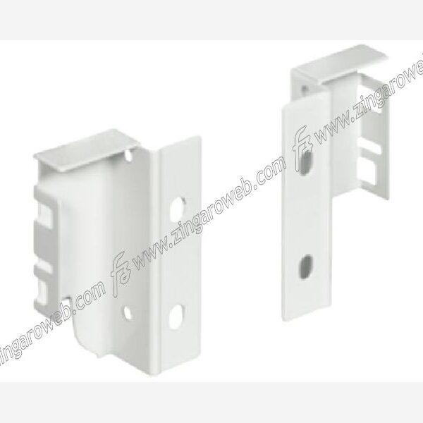 TANDEM BOX ADATTATORE SCHIENALE LEGNO BIANCO ALTEZZA 68 mm. 2 PEZZI prodotto da BLUM