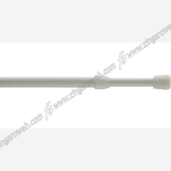 SPEED CON SOSPENSIONE A PRESSIONE REGOLABILE BIANCO ESTENSIBILE FINO A 23-30 cm. (2 PEZZI)