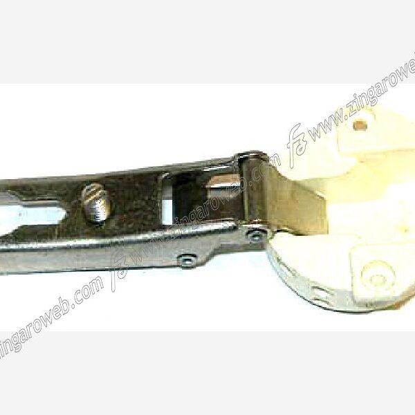 CERNIERA PVC DIAMETRO 35 mm. SENZA SCATTO COLLO PIANO prodotto da FGV
