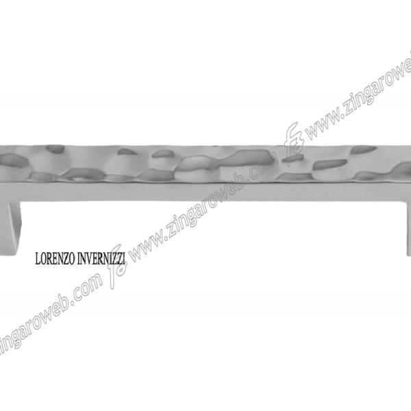 MANIGLIETTA MOBILE INTERASSE 96 DA 106x25 mm. CROMO LUCIDO prodotta da INVERNIZZI
