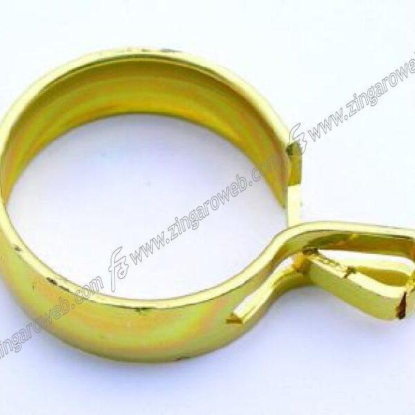 ANELLO PINZETTA PER BRIS IN OTTONE DIAMETRO 11 mm. prodotto da KIRSCH