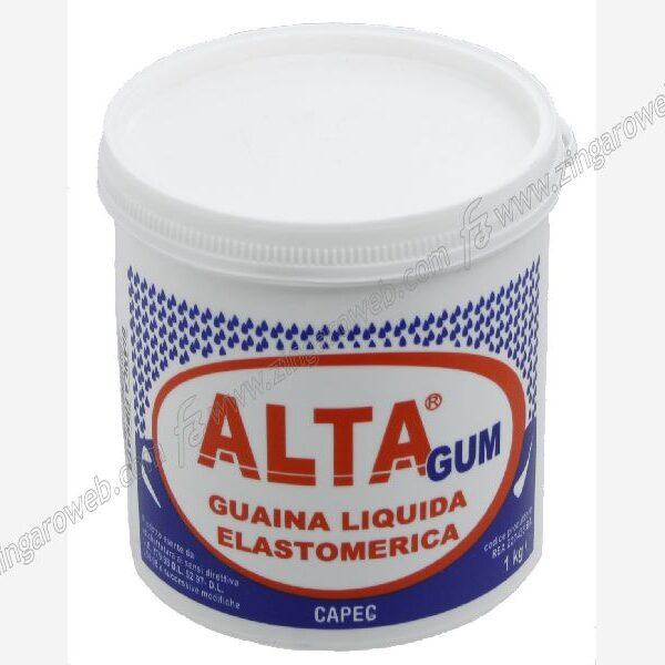 ALTA GUM GUAINA FIBRATA LIQUIDA BIANCA 1/5/20 kg. prodotto da CAPEC