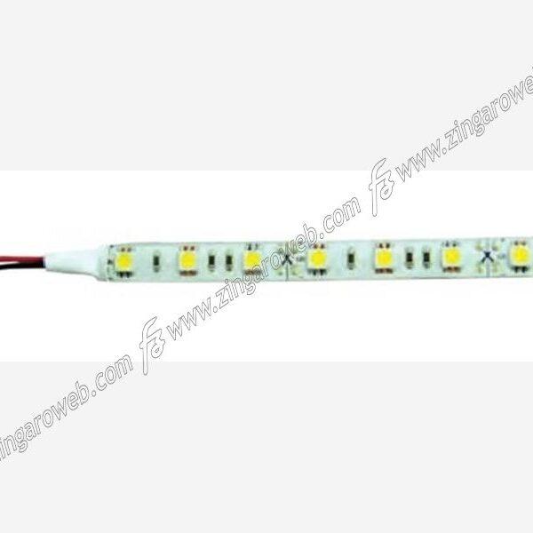 STRIP LED ADESIVO 5mt 12V IP64 300LED 14,4W 120°1080Lm/m prodotto da LAMPO