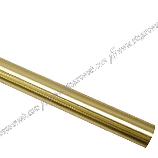 TUBO PER CORRIMANO d.35 OLV mm.2500 prodotto da MARVISA