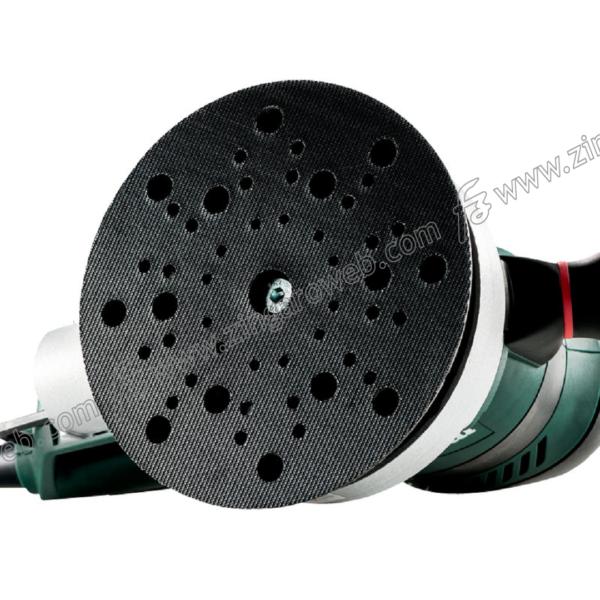 LEVIGATRICE ROTORBITALE modello SXE450 PLATORELLO mm.150 v220-w350 ORBITA mm.2,8-6,2 prodotto da METABO