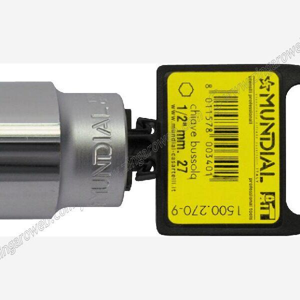 CHIAVE A BUSSOLA ATTACCO 1/2 BOCCA ESAGONALE DIAMETRO 10 mm. prodotto da MUNDIAL
