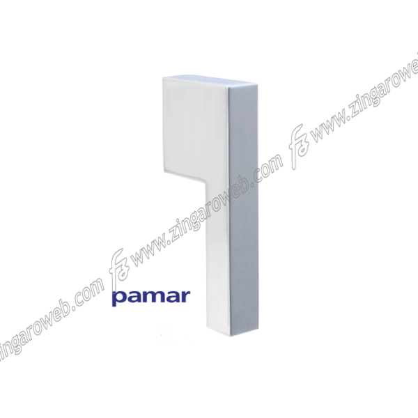 POMOLINO MOBILE 433 DA 80x12x34 mm. CROMO LUCIDO prodotto da PAMAR