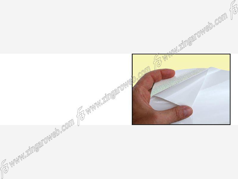 PLASTICA ADESIVA cm.45 VARIE FINITURE
