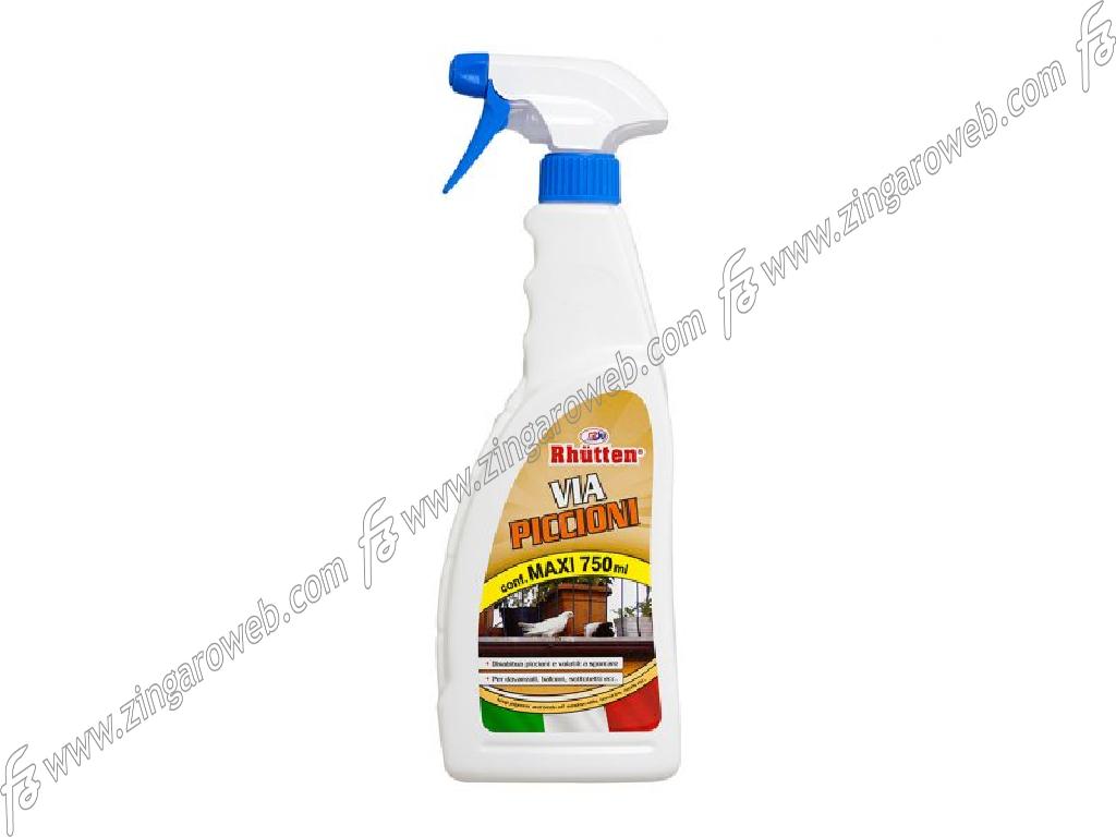 DISABITUANTE SPRAY PER PICCIONI E VOLATILI DA 750 ml. prodotto da RHUTTEN