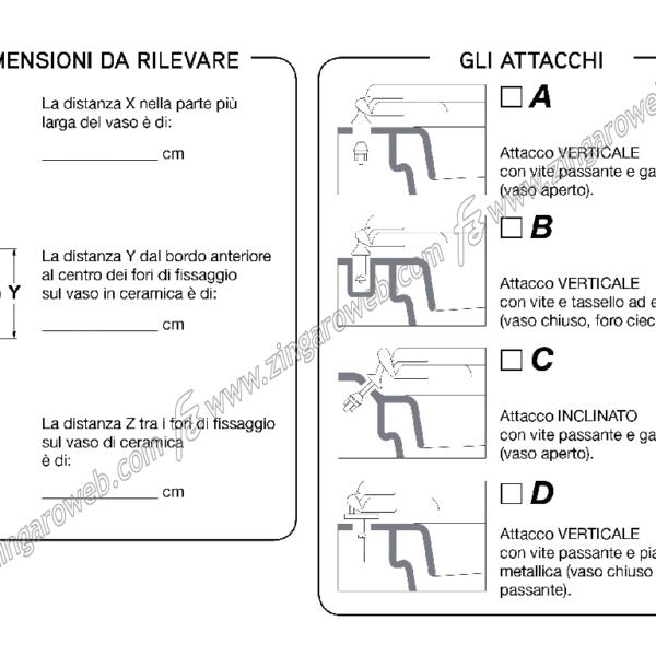 """COPRIWATER LEGNO POLIESTERE """"EMILIA"""" BIANCO DA34,7x47,5x21 cm. prodotto da SAPAL"""