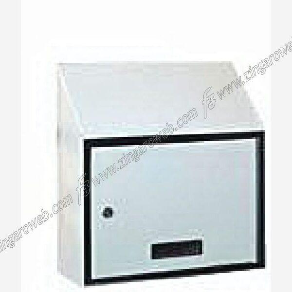 """CASSETTA POSTALE INTERNA """"RIVISTA"""" DA 390x360x125 mm. GRIGIO prodotto da SILMEC"""