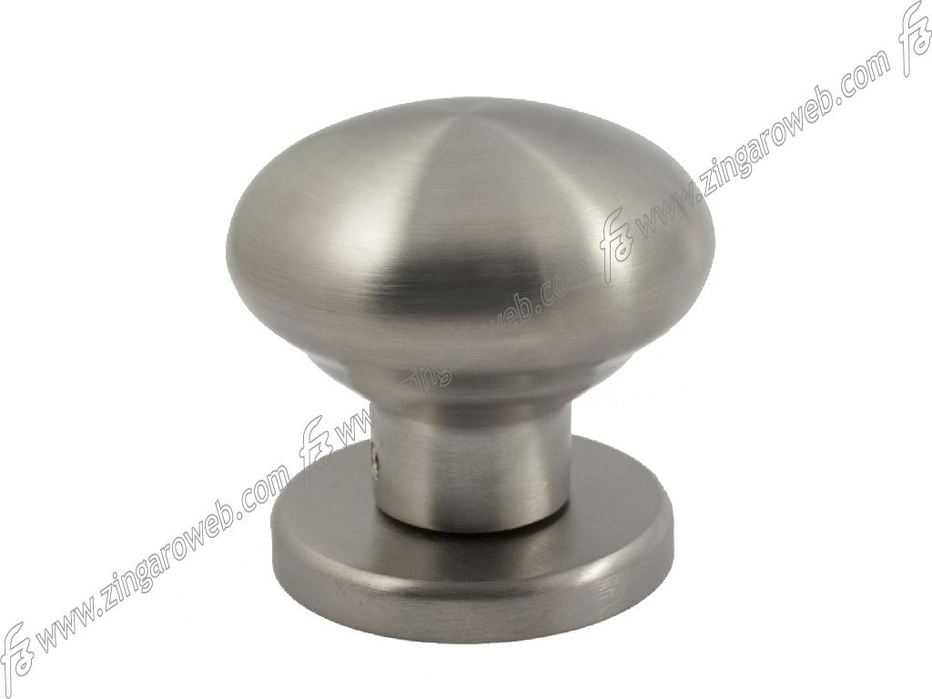 POMOLO FISSO ATTIVAL ROSETTA DA 60x10 mm. INOX AISI304 prodotto da REGUITTI INOX