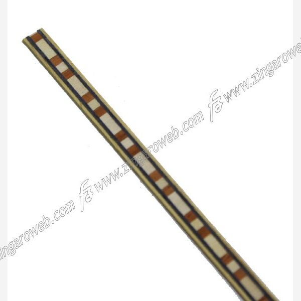 FILETTO LEGNO INTARSIATO DA 5x2 mm. LUNGHEZZA 1 mt. prodotto da UTENSIL LEGNO