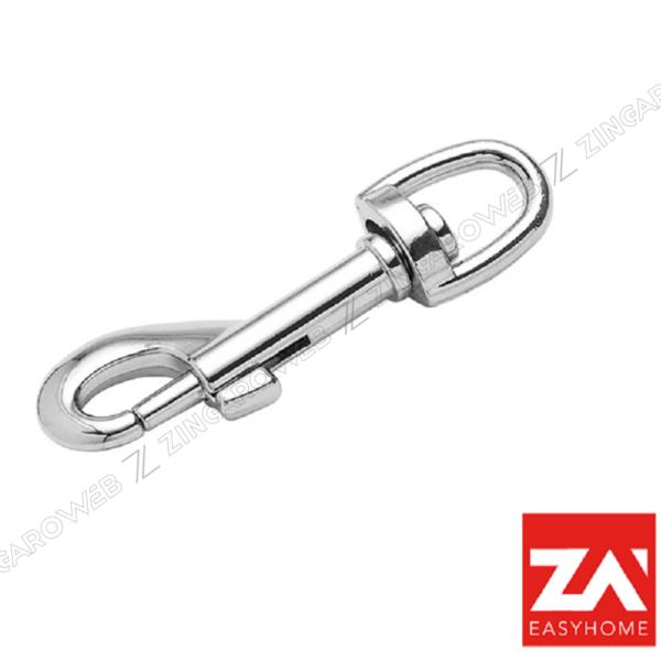 MOSCHETTONE NICHELATO pz.2 mm.10x53 prodotto da ZA