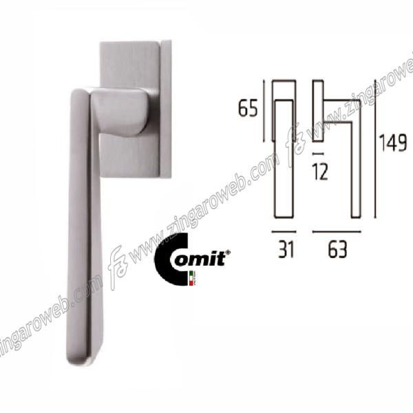 DK UNICA MOVIMENTO 4 SCATTI METALLO prodotta da COMIT